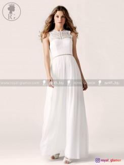 لباس عروس (استایل boho) رویال گلامور کد RG2808