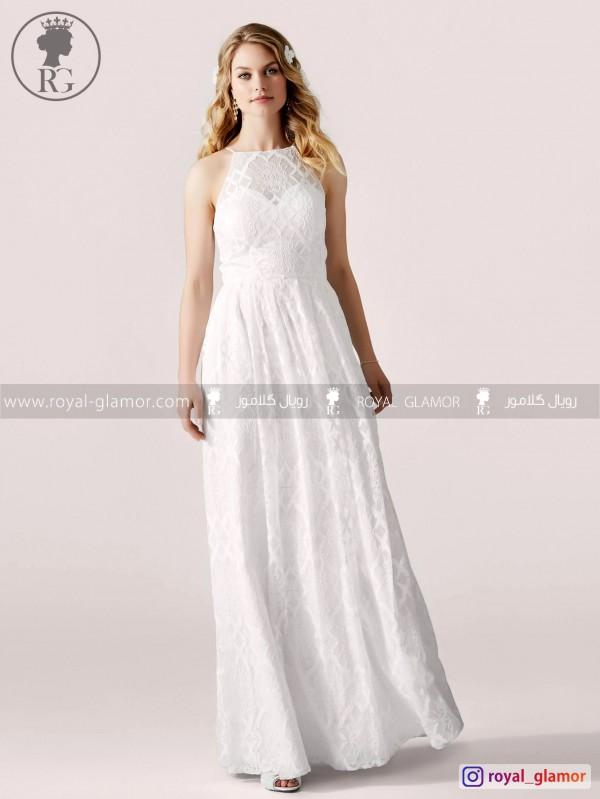 لباس عروس رویال گلامور کد RG2852