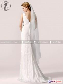 لباس عروس رویال گلامور کد RG2869