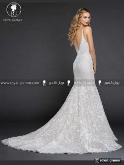 لباس عروس افتاده