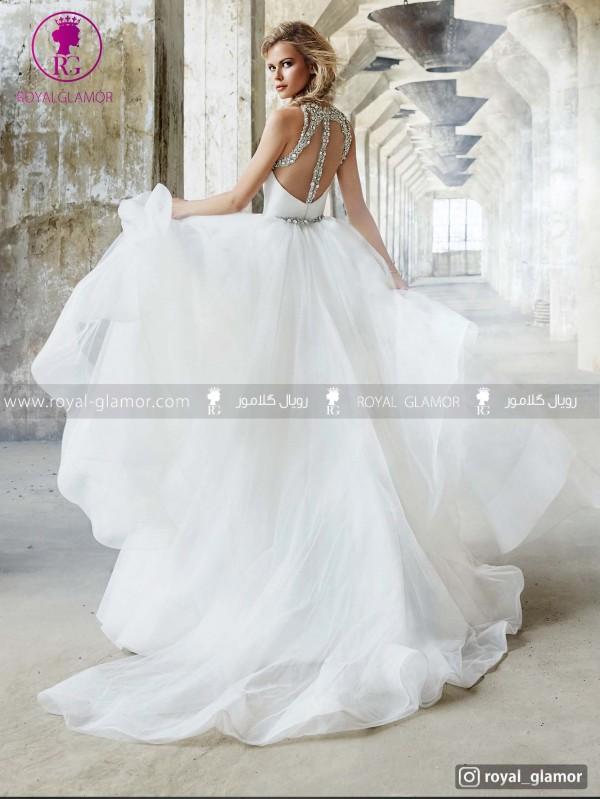 لباس عروس بلند