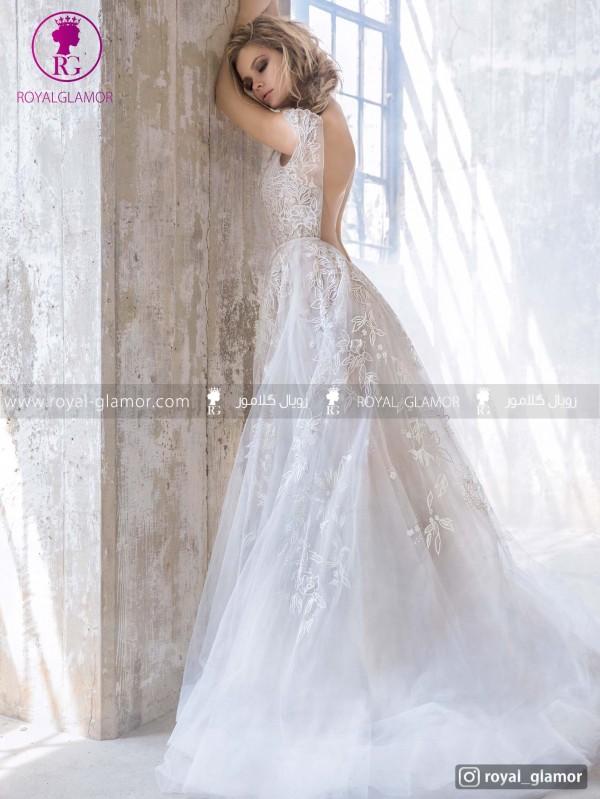 لباس عروس بلند جدید