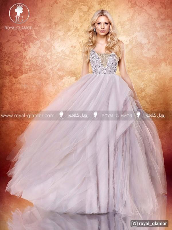 لباس عروس پرنسسی جدید
