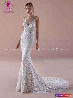 لباس عروس اندامی