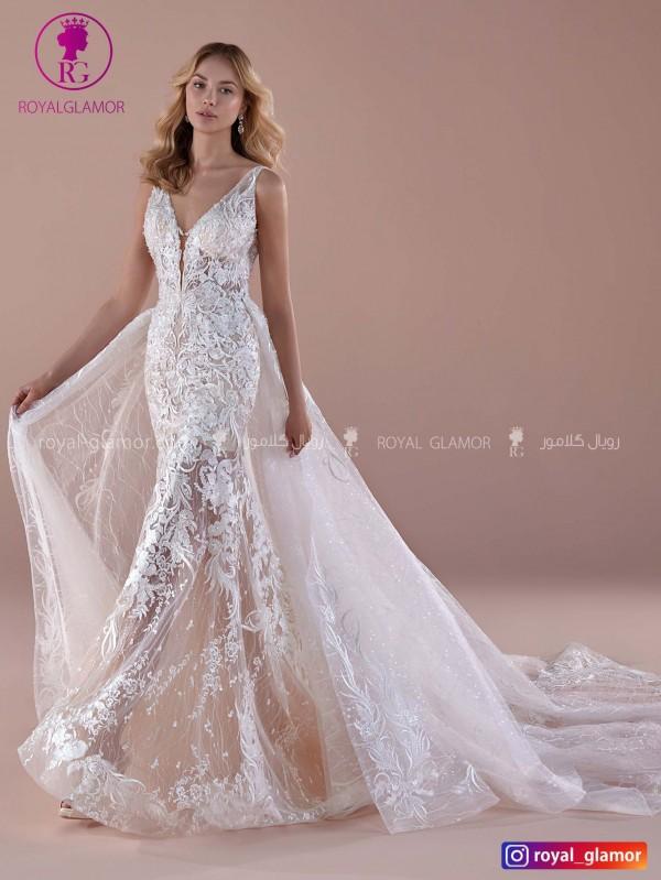 لباس عروس بلند ۲۰۱۹