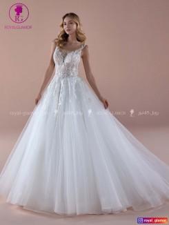 لباس عروس پفی ۲۰۱۹