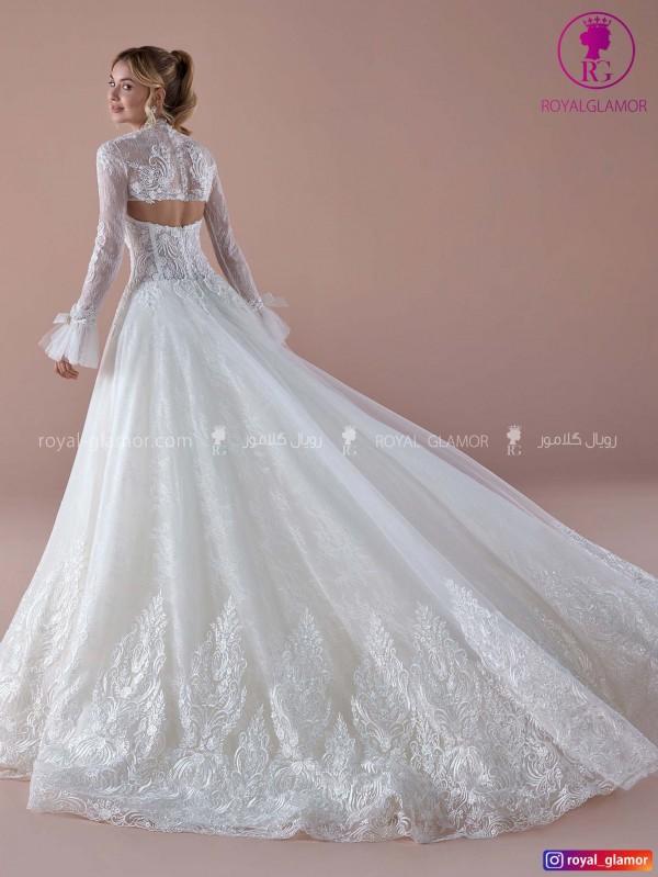 لباس عروس دخترانه جدید