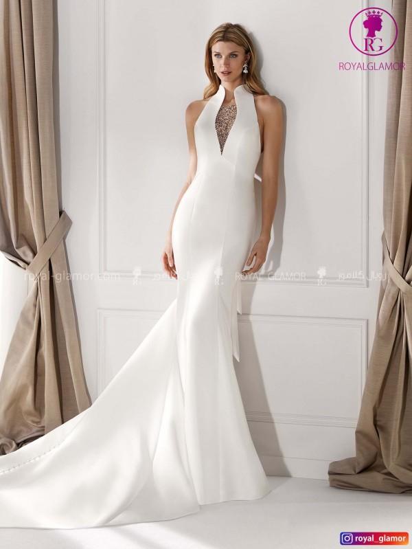لباس عروس مدل پری دریایی