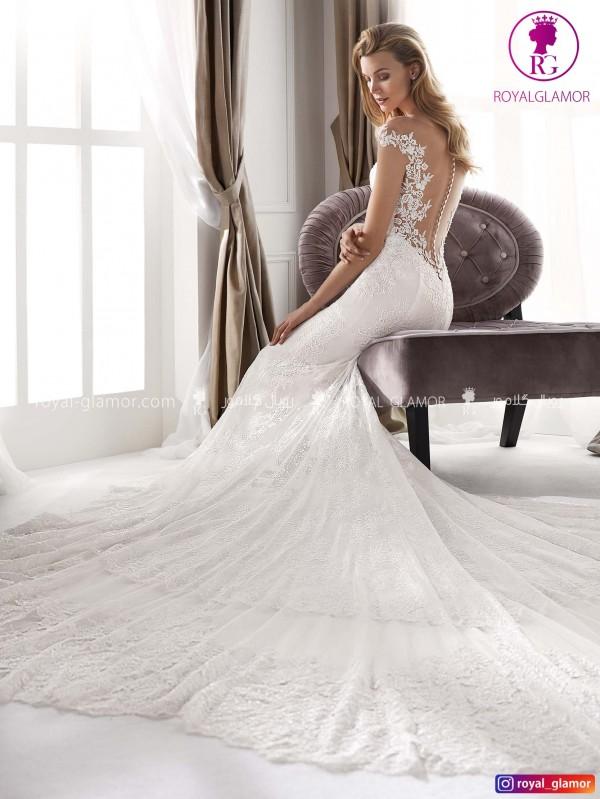 لباس عروس ماهی 2019