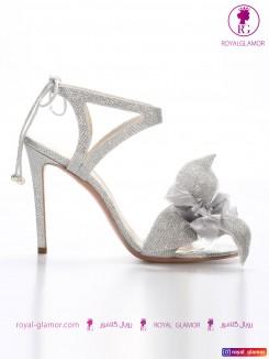 کفش عروس نقره ای