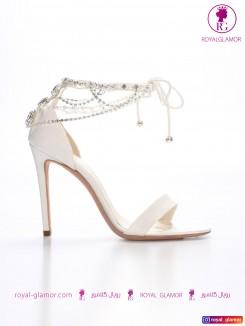 کفش عروس مروارید دار