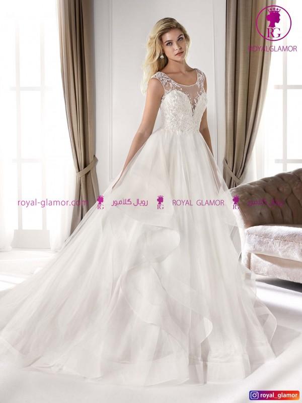 لباس عروس پرنسس 2020