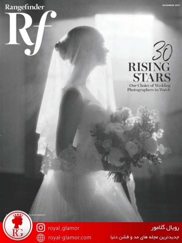 مجله عروس رنگ فیندر Rangefinder