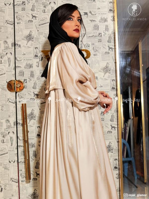 مدل مانتو مجلسی بلند RG1817