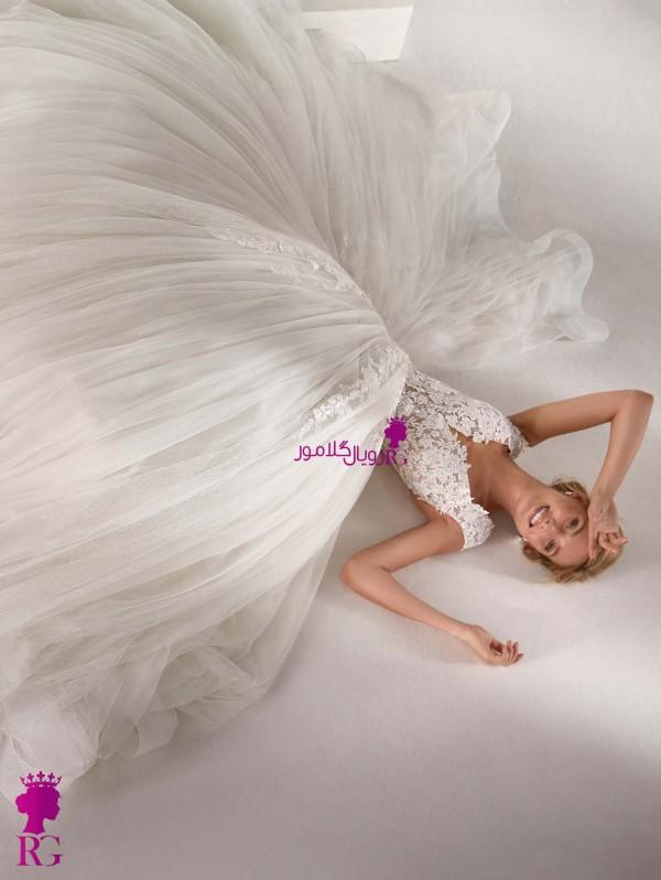 لباس عروس لاکچری