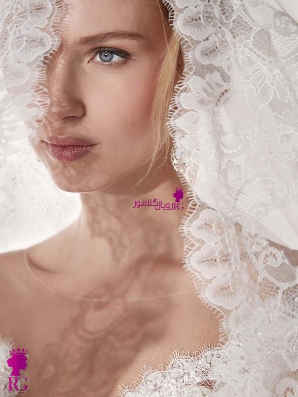مدل لباس عروس ساده 2020