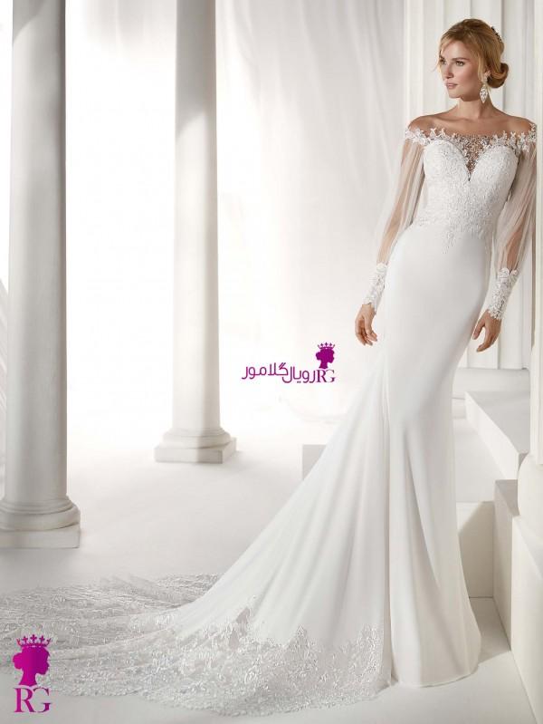 مدل لباس عروس ماهی 2020