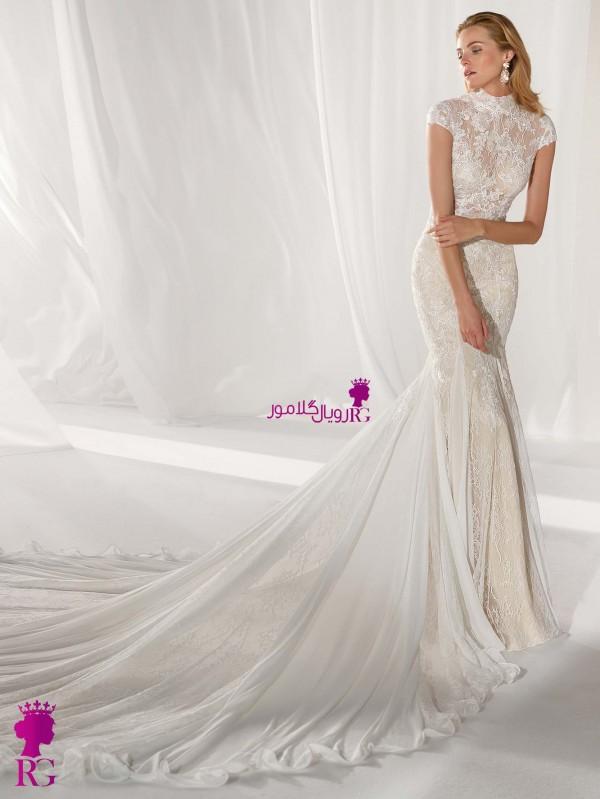 مدل لباس عروس شیک 2020