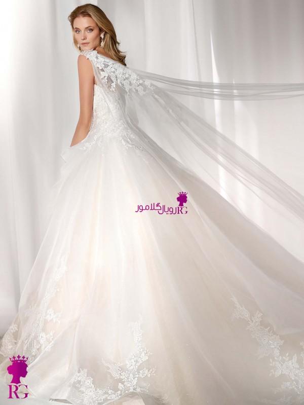 زیباترین مدلهای لباس عروس
