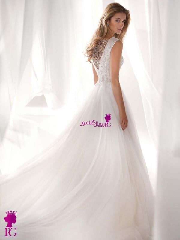 لباس عروس ایرانی 2020