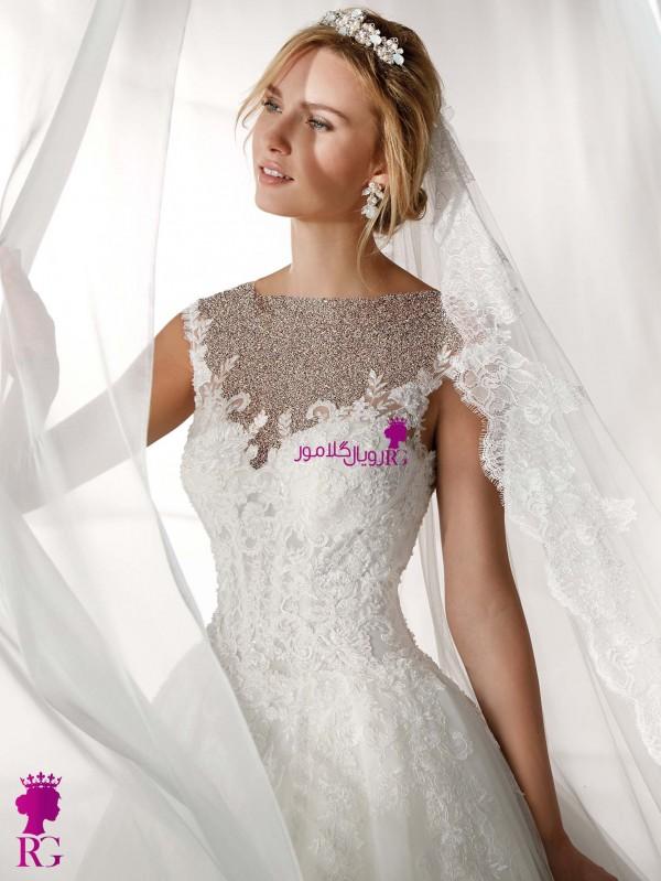 لباس عروس پرنسس