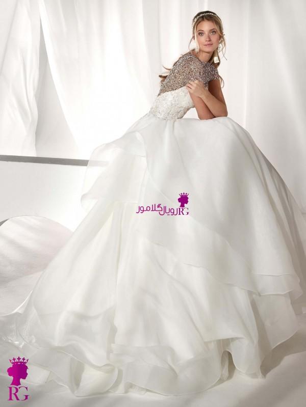 مدل لباس عروس پرنسس 2020