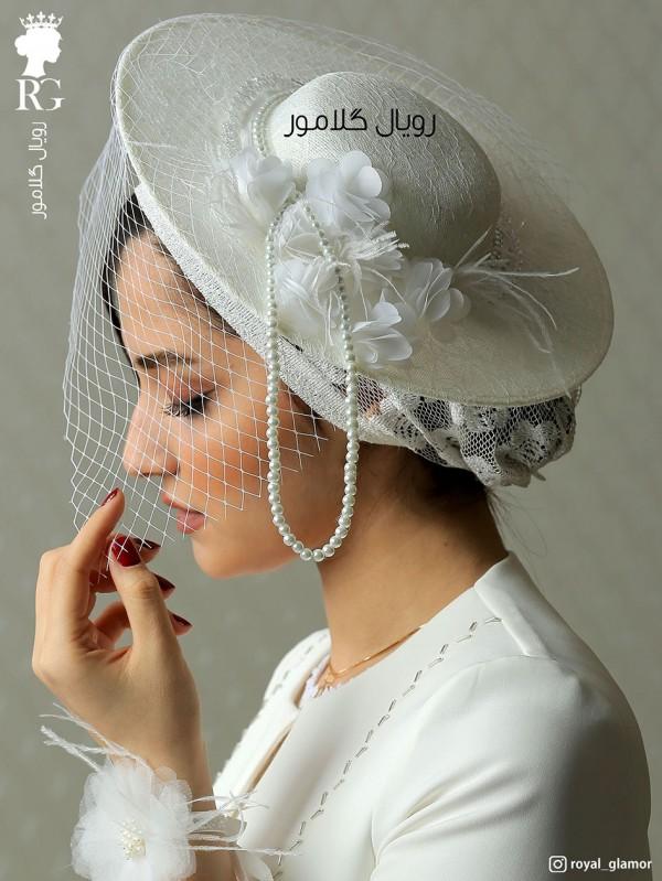 کلاه توربان عروس