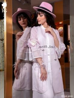 مانتو عروس مدل پانیذ
