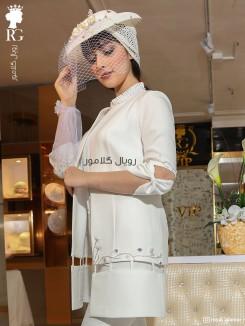 مانتو عروس مدل تاچلی ۲