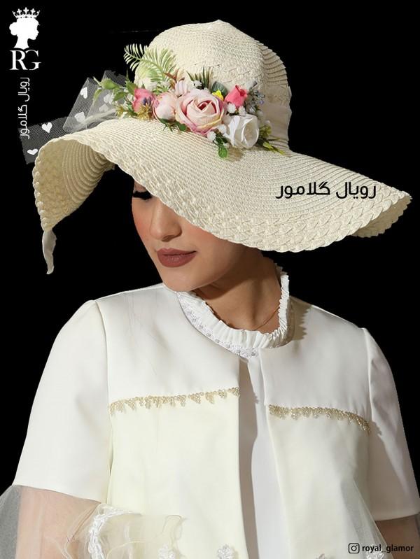 کلاه مجلسی عروس