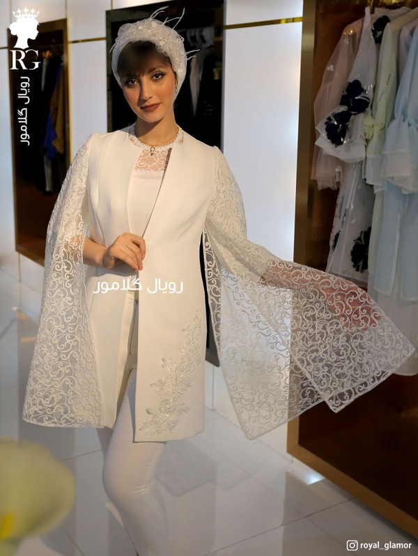 لباس عقد مدل آریانا 2