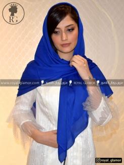 روسری زنانه نخی RG6818