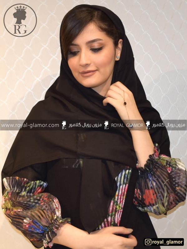 روسری زنانه نخی RG6822