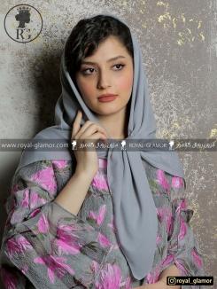 روسری زنانه نخی RG6832