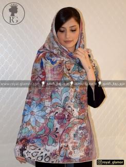 روسری زنانه نخی RG6846