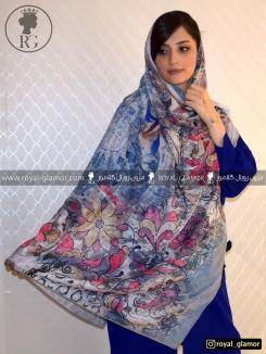 روسری زنانه نخی RG6847