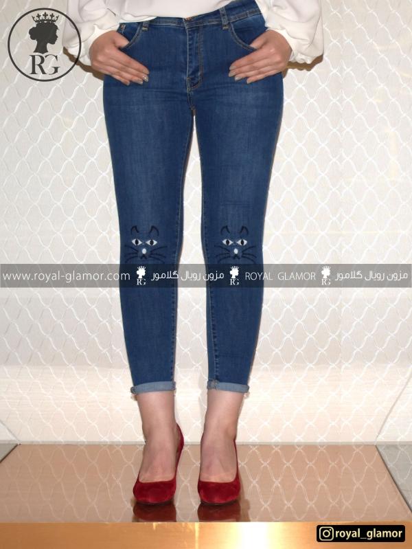 شلوار جین زنانه RG5812