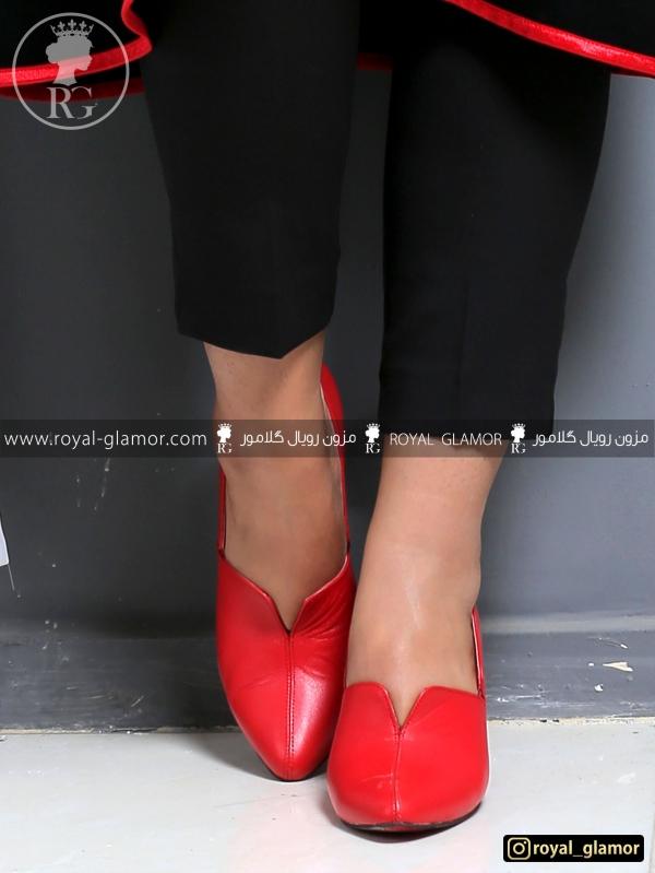 کفش زنانه پاشنه بلند RG9804