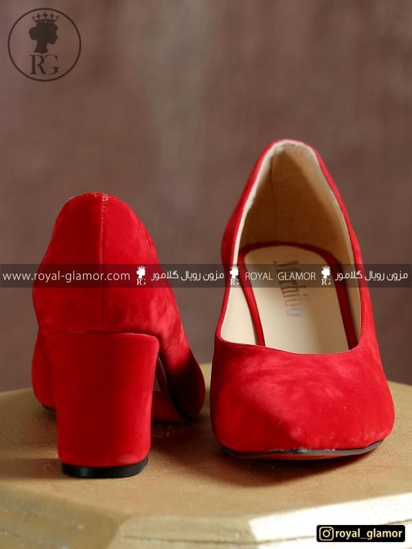 کفش زنانه پاشنه بلند RG9814