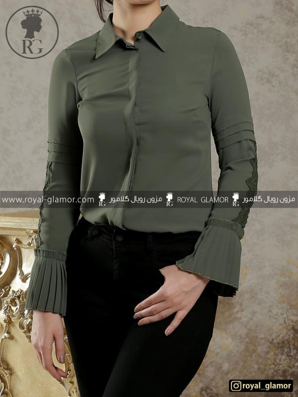 شویز زنانه سبز RG4802