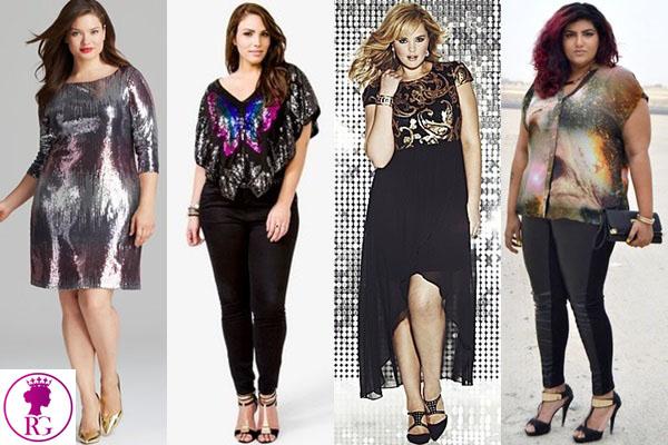 انتخاب لباس مناسب برای خانمهای تپل و چاق