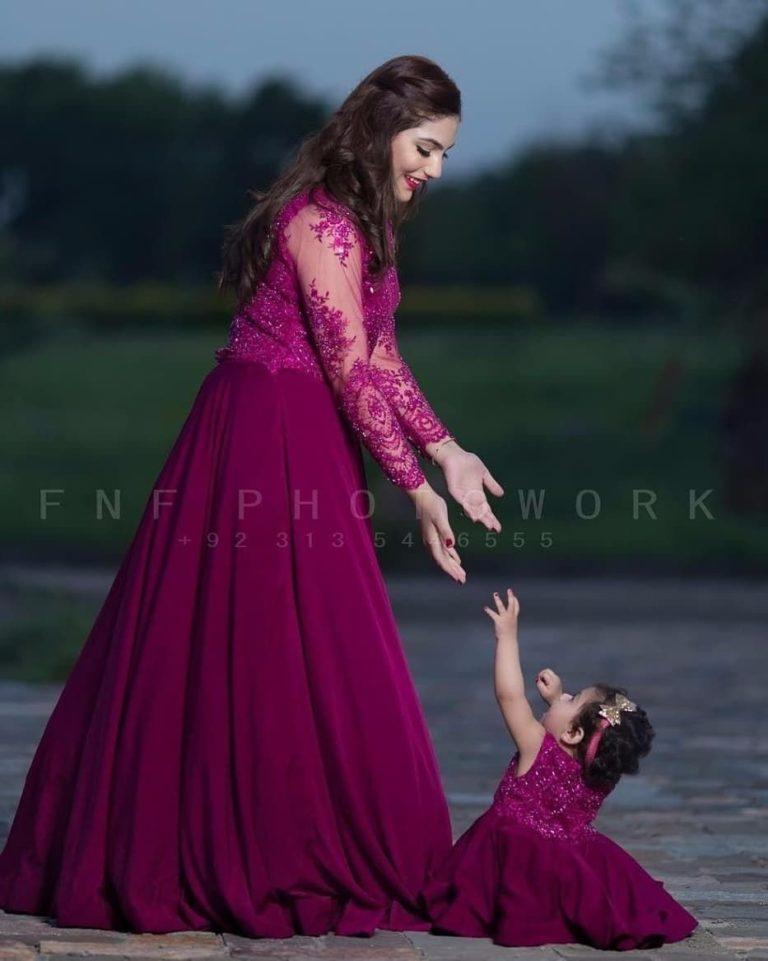 ست مادر دختری لمه